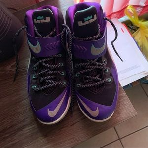 Lebron James Nike shoes